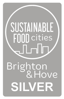 Sustainable Food Cities Award logo