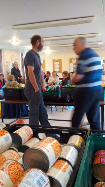 Bevendean food bank
