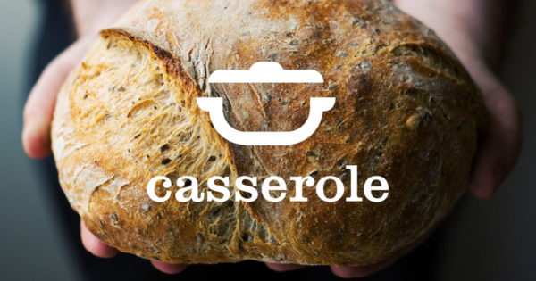 Casserole Club bread
