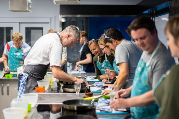 michael bremner masterclass cooks