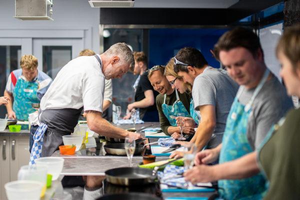 michael bremner masterclass cooks