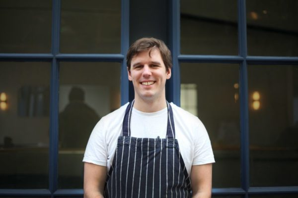 jamie halsall, head chef at cincin