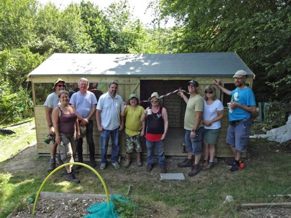 Stanmer Community Garden Group