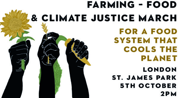 Farming food and climate justice
