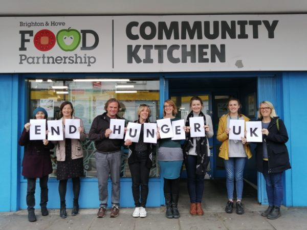 New Report Shows Increased Food Bank Use Including From