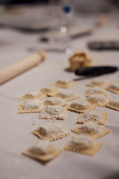 ravioli pasta shapes