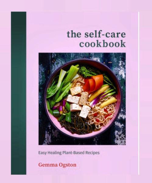 self-care cookbook cover