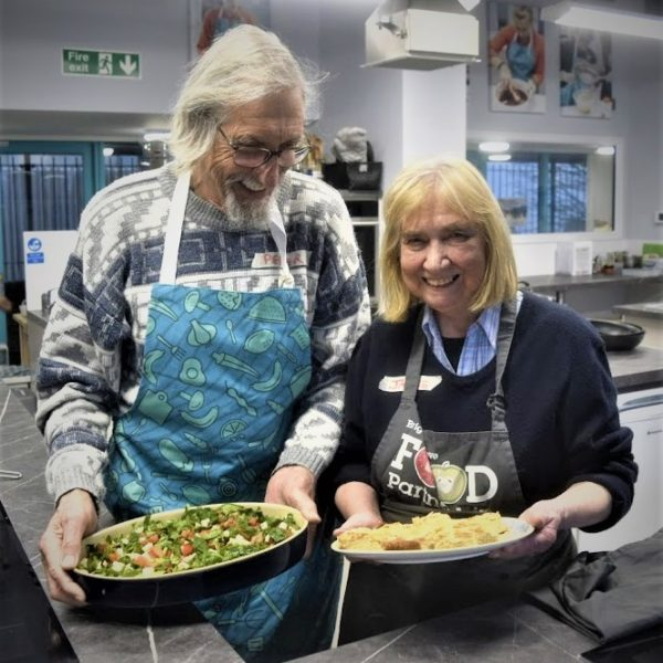 dementia time to cook club