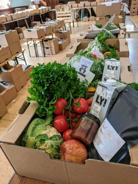 florence road market veg boxes