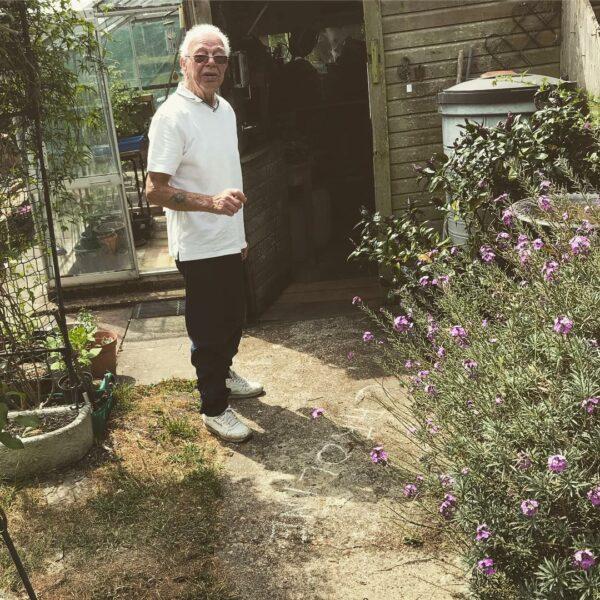 dementia gardening visit